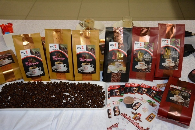 New coffee launched by Seychelles Trading Company