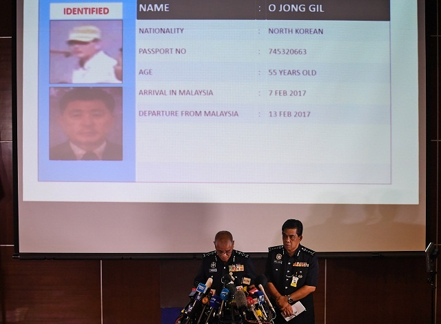 Malaysia summons envoy as Kim killing row deepens
