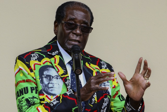 Mugabe turns 93, vowing to rule on in Zimbabwe