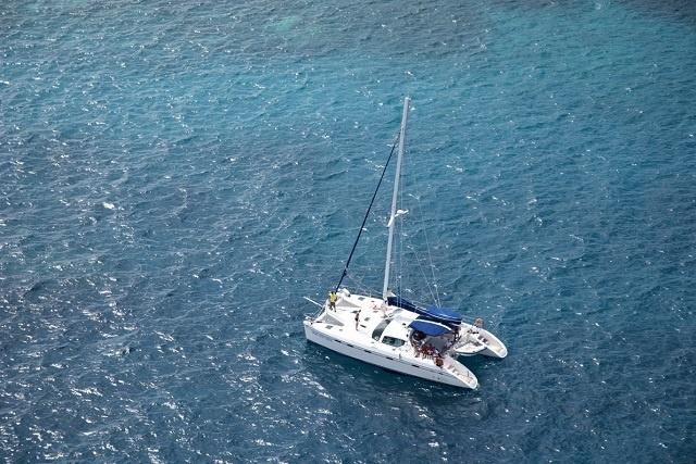 12 ressortissants français sauvés dans les eaux des Seychelles après que leur navire se soit échoué