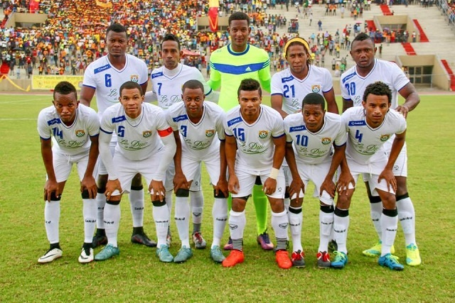 Seychelles' second team in African club football competition is ousted