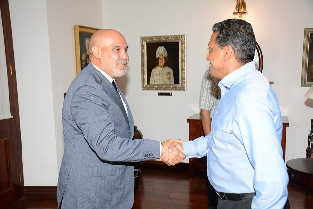 Morocco to further develop cooperation with Seychelles says Special Envoy