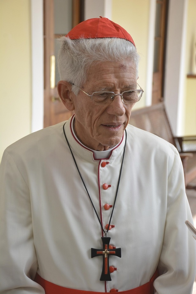 Catholic Cardinal calls on church, citizens of Seychelles to counter poverty, political conflict