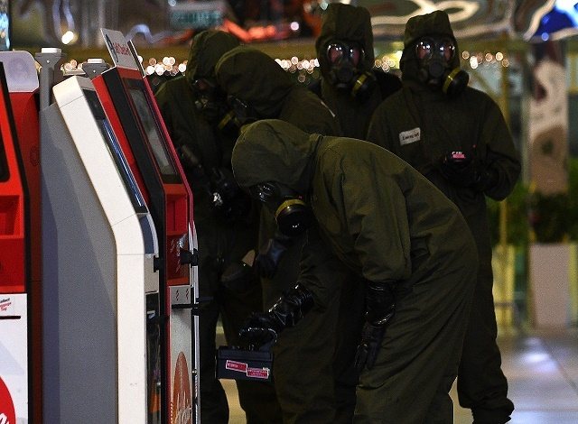 Malaysia seeks to reassure public after nerve agent attack