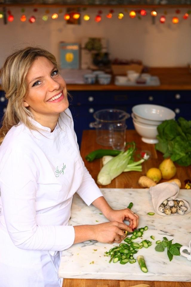 Un chef parisien partage son expérience de la cuisine saine avec les clients d'un hôtel récemment ouvert aux Seychelles