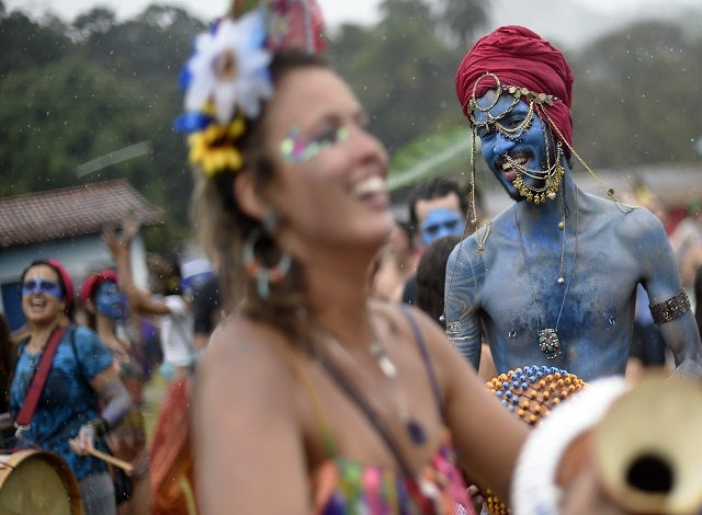 New accident hits Rio's carnival party