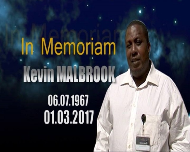 Seychelles bids farewell to journalist Kevin Malbrook, remembered as passionate defender of freedom of expression