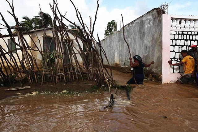 Madagascar se prépare à l'arrivée du cyclone Enawo
