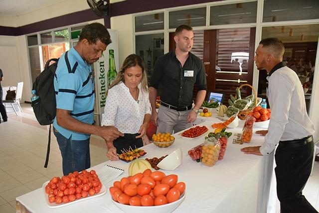 Les Seychelles et la Réunion cherchent à augmenter leurs échanges dans le domaine agroalimentaire