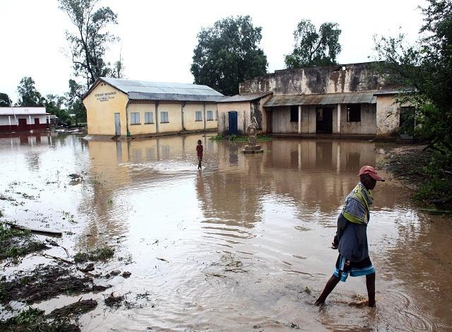 Three killed as cyclone Enawo batters Madagascar