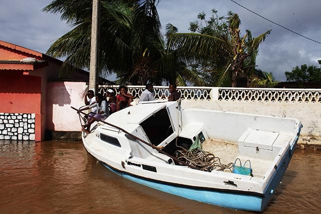 Le cyclone Enawo fait au moins 3 morts à Madagascar