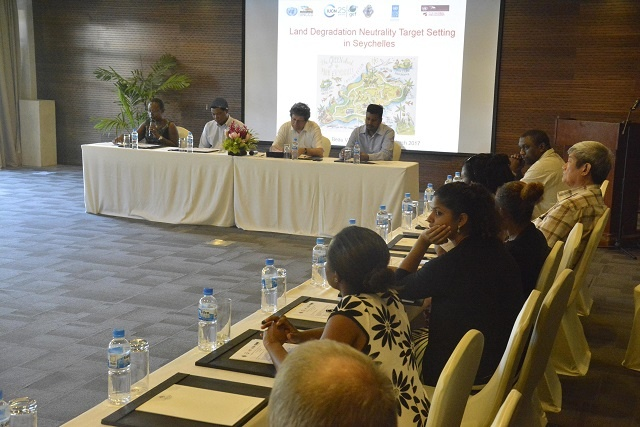 Seychelles on look-out for land degradation threats