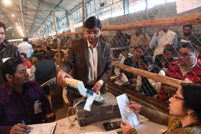 Modi headed for big win in key India state as counting begins