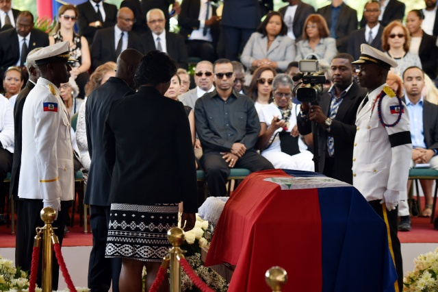 Haiti pays last respects to Rene Preval, champion of rural poor