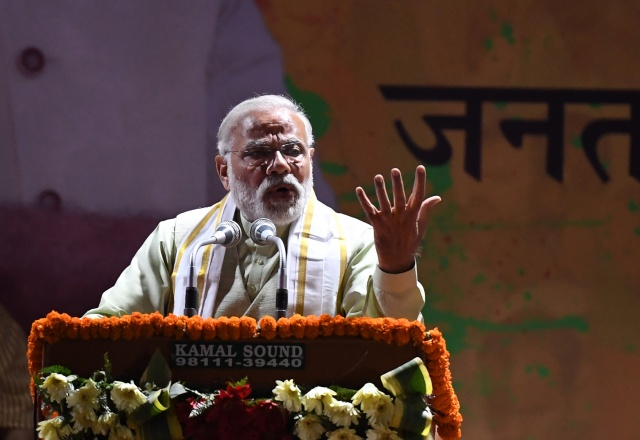 'Brand Modi' gets thumbs up as PM's party sweeps India polls