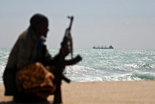 Les pirates somaliens soupçonnés d'une première attaque depuis 2012