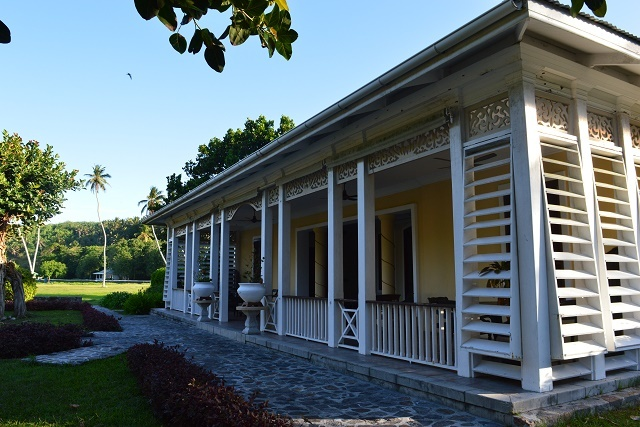 Ancient beauties 4 plantation homes in Seychelles built in French