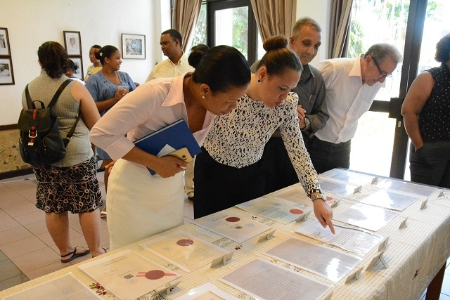 Exhibition highlighting British leaders' role in developing Seychelles opens