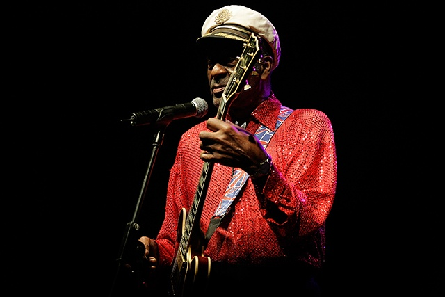 Le légendaire rocker Chuck Berry est décédé à 90 ans