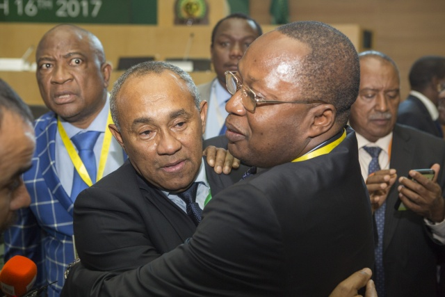Football: Africa elects new football chief after three decades