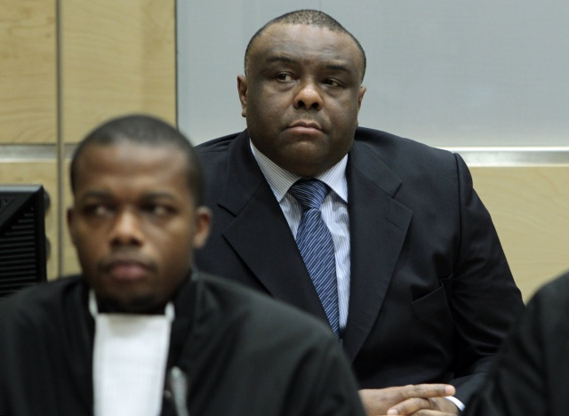 Ex-Congo VP to be sentenced for bribing witnesses