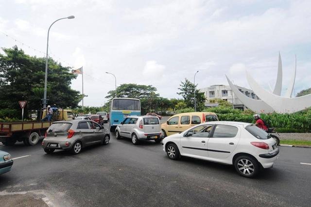 More motorcycles on Seychelles' roads as islanders seek ways to beat bad traffic