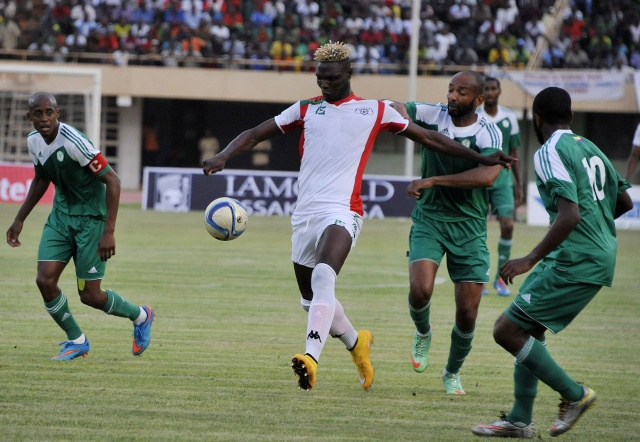 Football: French flavour to rare Comoros victory