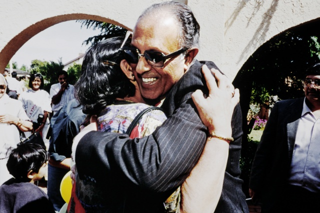 S.African anti-apartheid icon Ahmed Kathrada dies aged 87