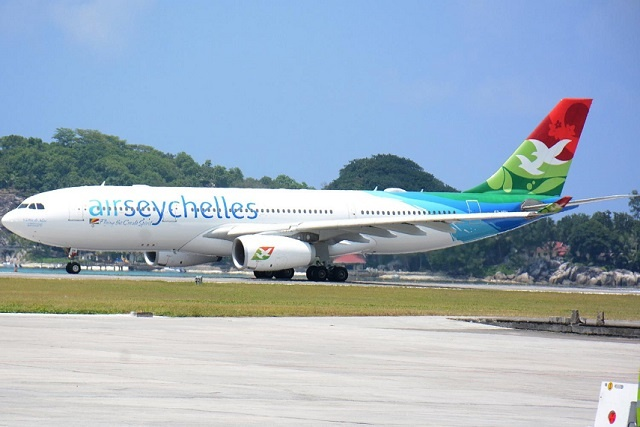 Air Seychelles' new Airbus starts weekly flights direct to Germany