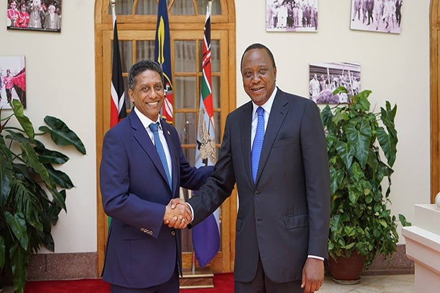 Seychelles, Kenya agree to enhance ties in trade, tourism, security