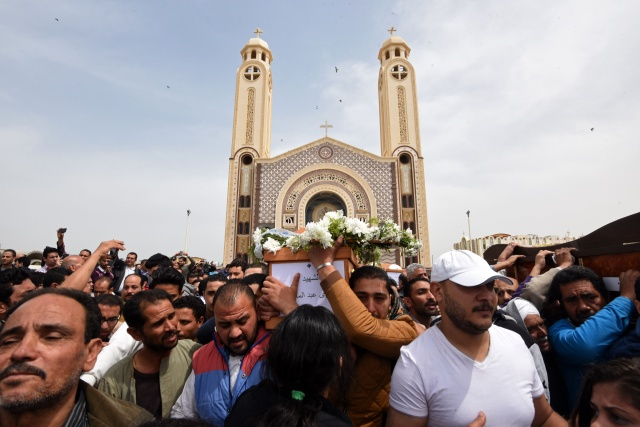 Egypt under emergency rule after church attacks