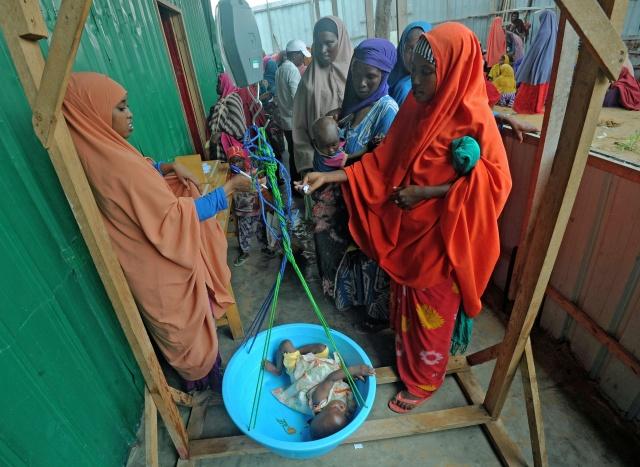 Growing risk of 'mass' starvation deaths in Africa, Yemen: UN