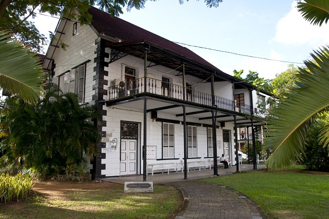 Seychelles' history museum gets a facelift, to open end of 2017
