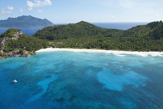 L'île du Nord des Seychelles reçoit le prix National Geographic pour la protection de la nature