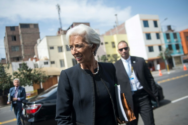 Trump era a new challenge for the IMF