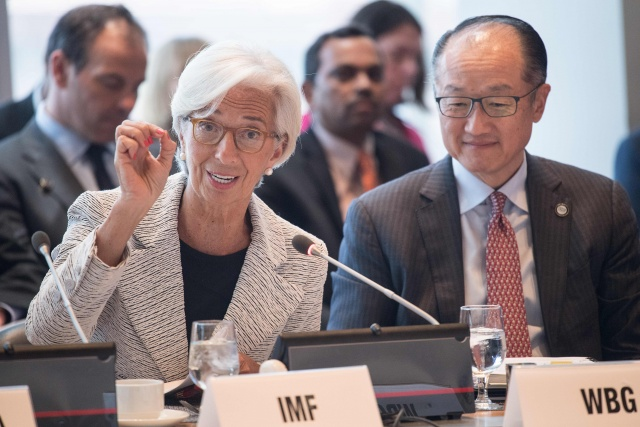 IMF ratchets up call to address anti-globalization anger