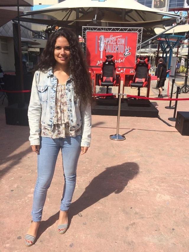 Une chanteuse seychelloise classée 4ème en demi-finale d'une compétition de chant en Espagne