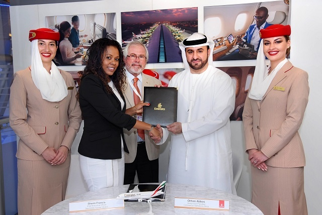 Emirates Airline agreement will help raise profile of Seychelles, official says