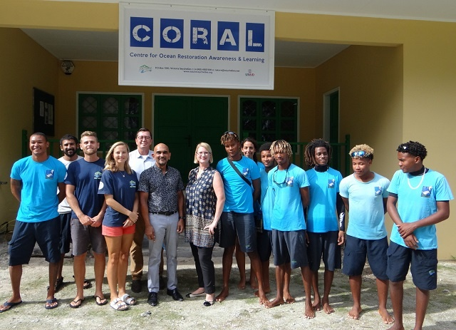 Seychelles to share knowledge on ocean through new learning centre