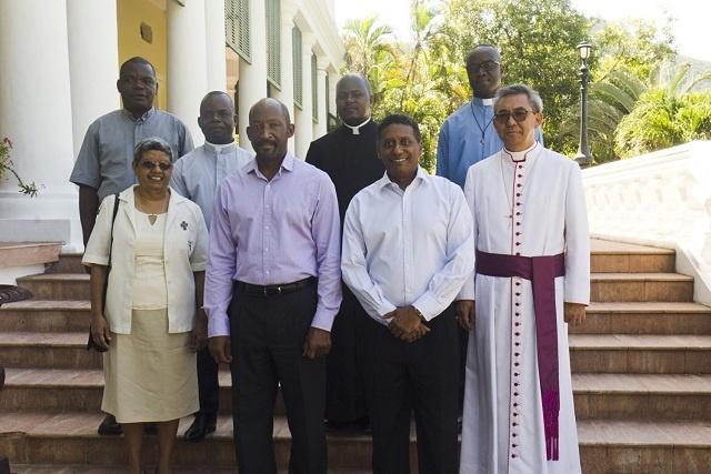 6 dirigeants chrétiens aux Seychelles reçoivent la citoyenneté