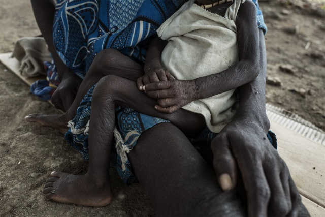 Massive funding shortfall puts South Sudanese refugees on brink of death