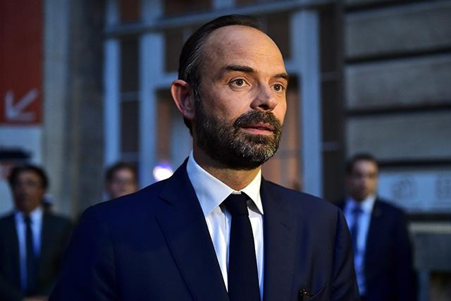 France: le nouveau Premier ministre, Edouard Philippe, un élu de la droite modérée