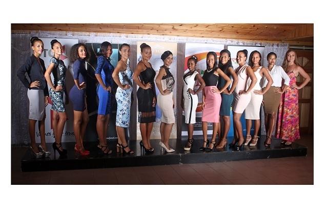 Le compte à rebours pour Miss Seychelles commence avec le dévoilement des 14 candidates