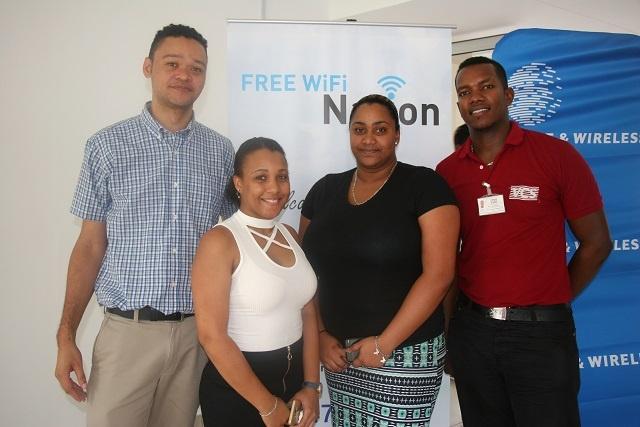 Team Widget wins website challenge, will represent Seychelles regionally