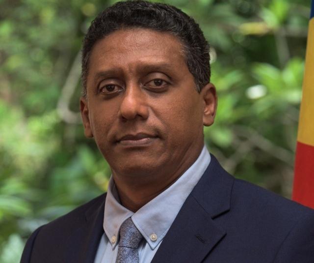 Le président des Seychelles Danny Faure décline, la direction du Parti  Lepep