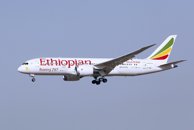 Ethiopian Airlines to fly 6 times per week to Seychelles from December