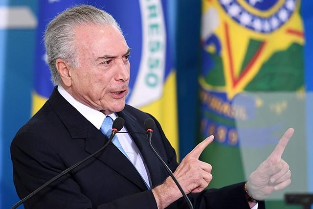 Brésil: le sort du président Temer entre les mains de la justice électorale