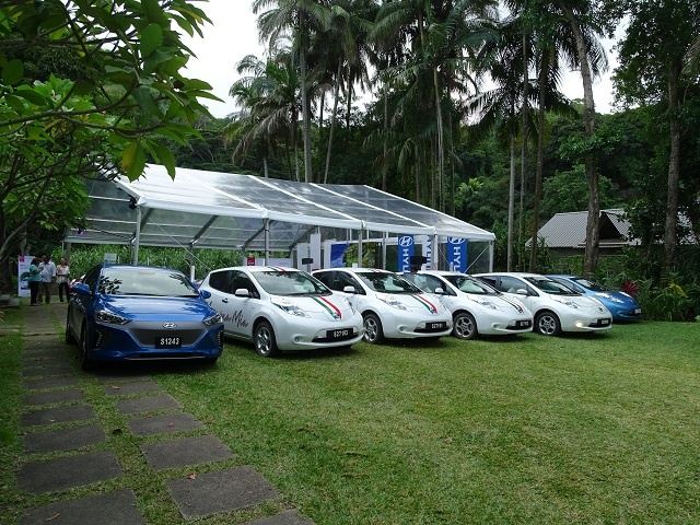 Seychelles a great place to drive electric cars, auto dealer says