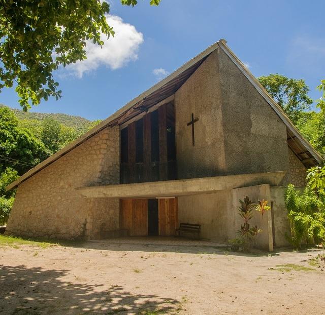7 Roman Catholic chapels of the main islands of Seychelles