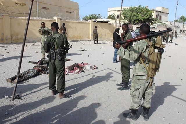 Somalie: au moins 18 tués dans une attaque shebab à Mogadiscio
